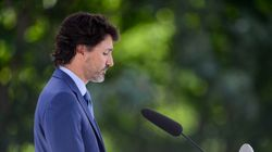 Trudeau Says He 'Made A Mistake' By Not Recusing Himself From WE Charity