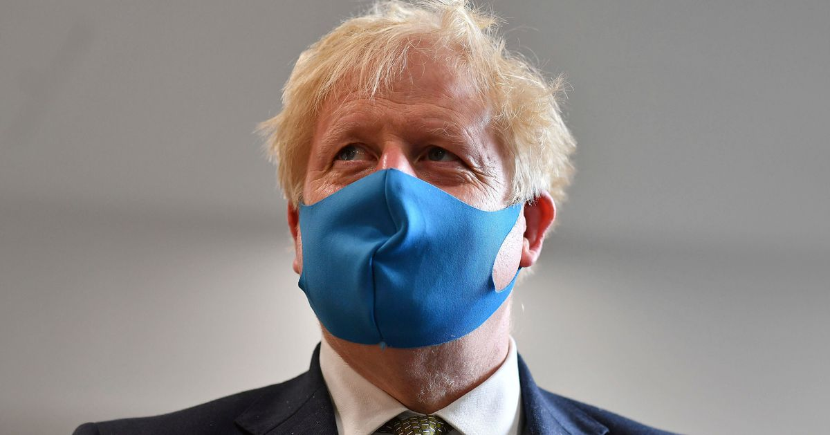 Face Coverings To Be Compulsory In England's Shops