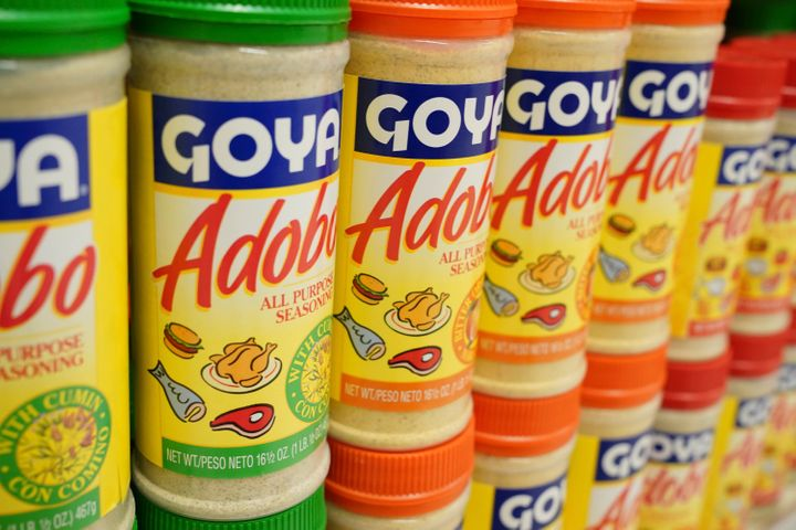 You may be considering tossing all of your Goya products. We've found plenty of other options for adobo and sazón.