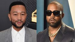 John Legend Calls Kanye's Presidential Bid Into Question: 'It's Life And