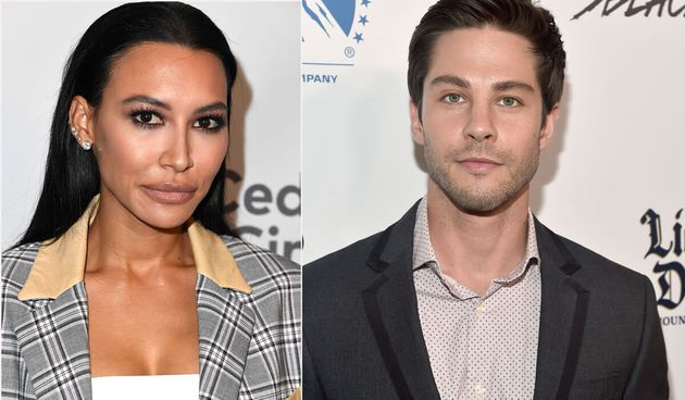 Australian actor Dean Geyer has shared memories about his former 'Glee' co-star Naya