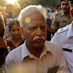 Varavara Rao Shifted To Mumbai's JJ Hospital Days After Family Raised Alarm About His