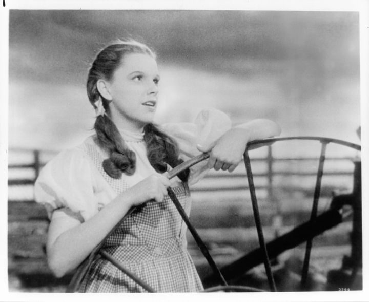 """The 8th annual """"Night of a Thousand Judys"""" will be a livestreamed concert homage to Judy Garland, shown here in """""""