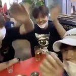 소속사 대표가 라이브 방송 중 아이돌 멤버들