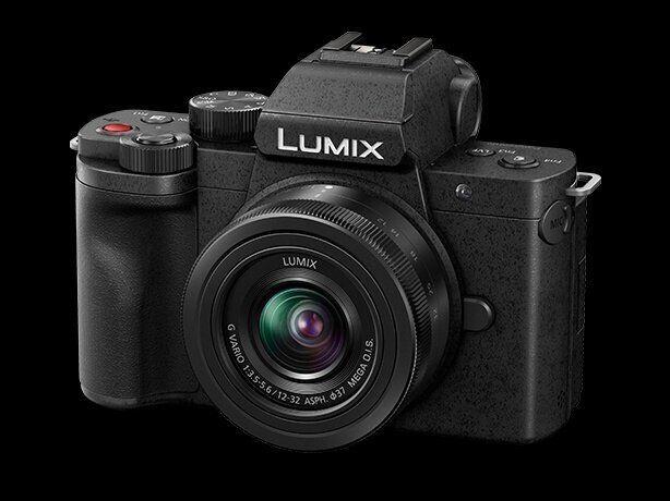 ミラーレス一眼カメラ「LUMIX