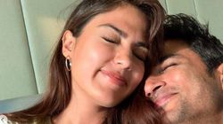Sushant Singh Rajput's Girlfriend Rhea Chakraborty Pens Heartfelt Note In His