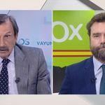 Espinosa de los Monteros, 'trending topic' por una falta de respeto a un periodista en 'Los