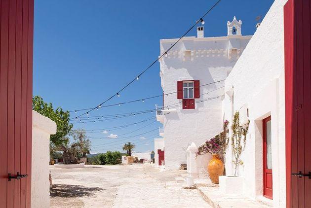 """Forbes celebra le masserie di Puglia: """"Qui troverete gli inc"""