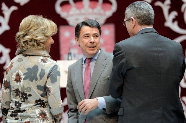 Aguirre, González y