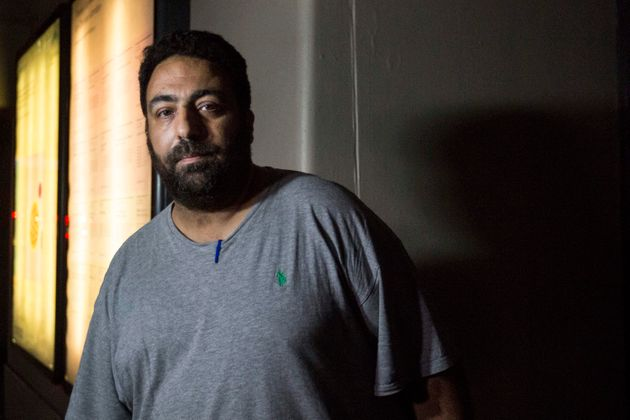 Nabil Choucair, who lost six family members in the Grenfell Tower