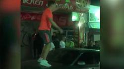Μεθυσμένοι και ασυγκράτητοι βρετανοί τουρίστες τρομάζουν τους Ισπανούς - Το βίντεο που έγινε