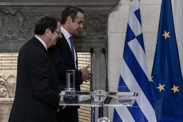 Κοινή γραμμή Ελλάδας Κύπρου για όλα τα μεγάλα