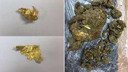 Χρυσή, ρωμαϊκή κορώνα ανακαλύφθηκε σε εργοτάξιο της