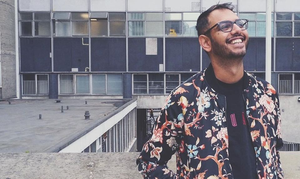 Adeel didn't think he'd return to working in TV production when he left after suffering a