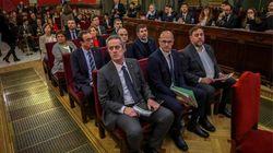 La Generalitat concede el tercer grado a los líderes independentistas en