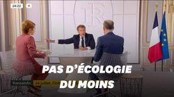 Macron vante son
