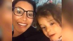 Vídeo com dueto de Naya Rivera, co-estrela de 'Glee', com seu filho, emociona os