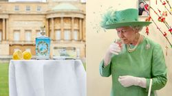 The Queen Is Selling Homemade Gin To Make Up For Palace Pandemic