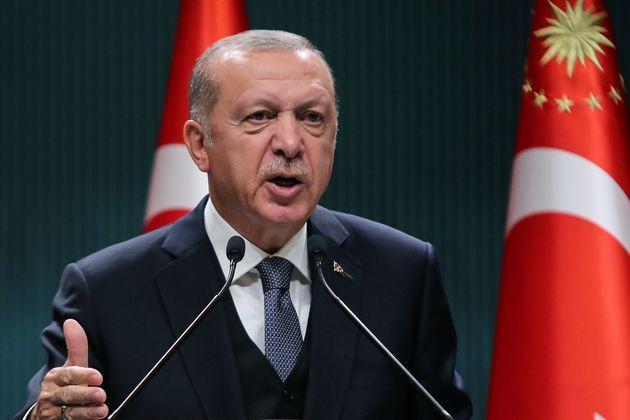 Ερντογάν: Διορθώσαμε τη λανθασμένη μετατροπή της Αγίας Σοφίας σε