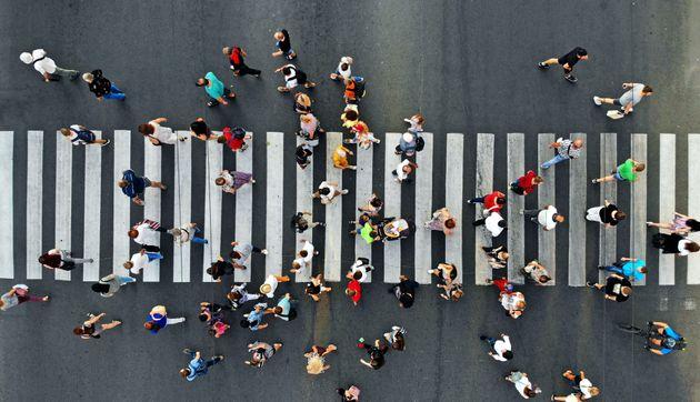 Pour 2100, cette étude prévoit 2 milliards d'habitants de moins que l'ONU (photo