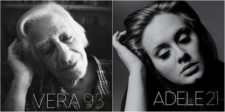 アデルのアルバム『21』は『ヴェラ 93』に