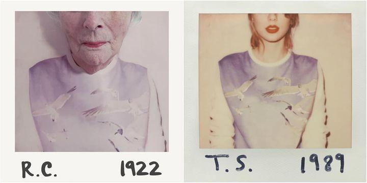 テイラー・スウィフトのアルバム『1989』は『1922』になった