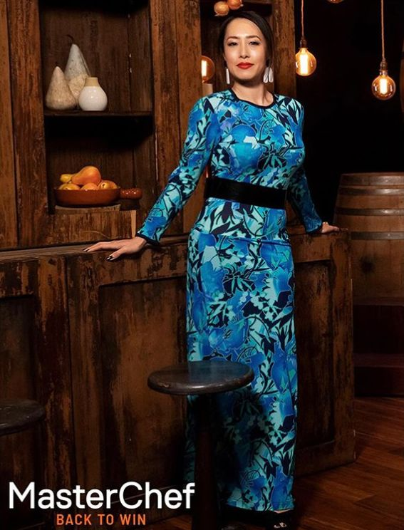 'MasterChef Australia: Back To Win' judge Melissa