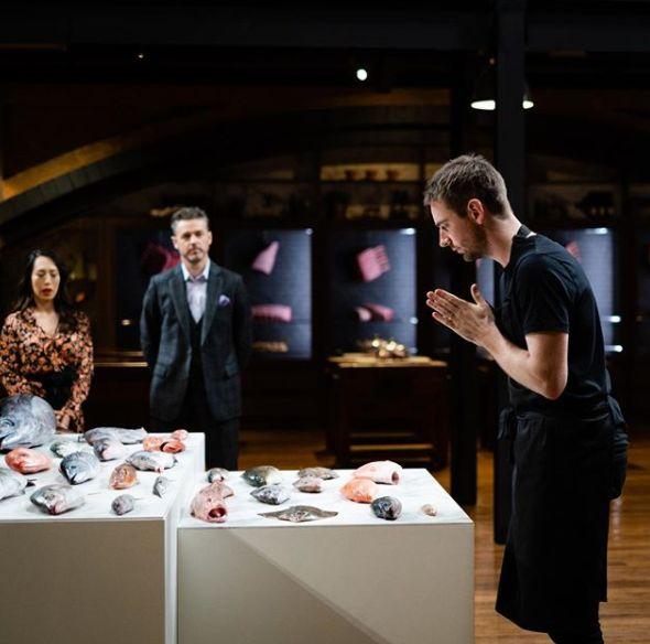 'MasterChef Australia: Back To Win' contestant Callum Hann