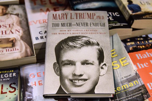 Although President Donald Trump sued to stop the release of his niece's tell-all book, a New York Supreme...