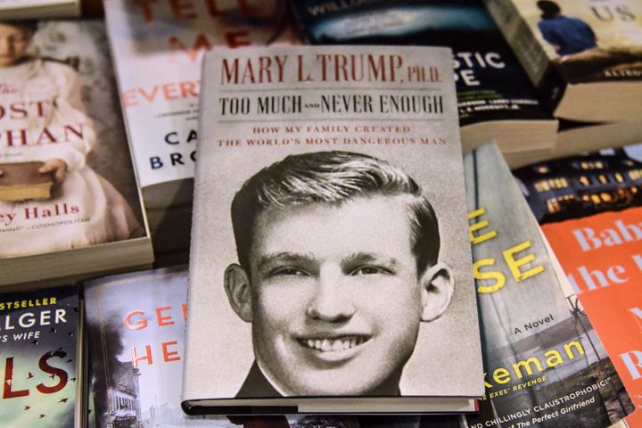Although President Donald Trump sued to stop the release of his niece's tell-all book, a New York Supreme Court ruled it coul