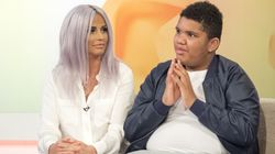 Katie Price Praises 'Fighter' Son Harvey As She Confirms He Is Still In Intensive