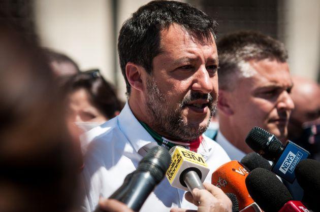 Autostrade, Matteo Salvini: