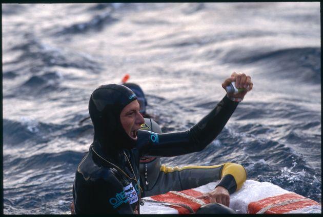 Umberto Pelizzari, il recordman dell