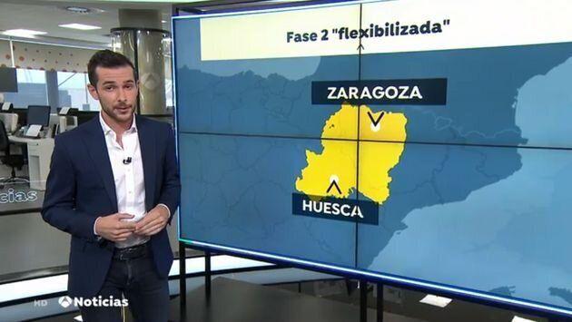 El error en 'Antena 3