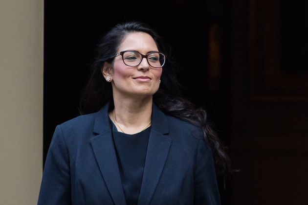 Priti Patel Says She Does Not Know Number Of Arrivals To UK Who Have Coronavirus