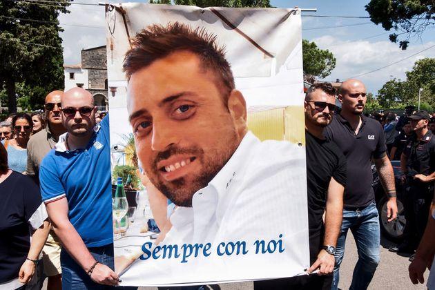 """Omicidio Cerciello Rega, Andrea Varriale: """"Senza pistola per"""