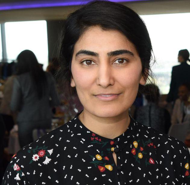 Sharonjit Clare, coordinator of West Midlands Women's