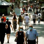 Cataluña registra casi mil casos de coronavirus en 24