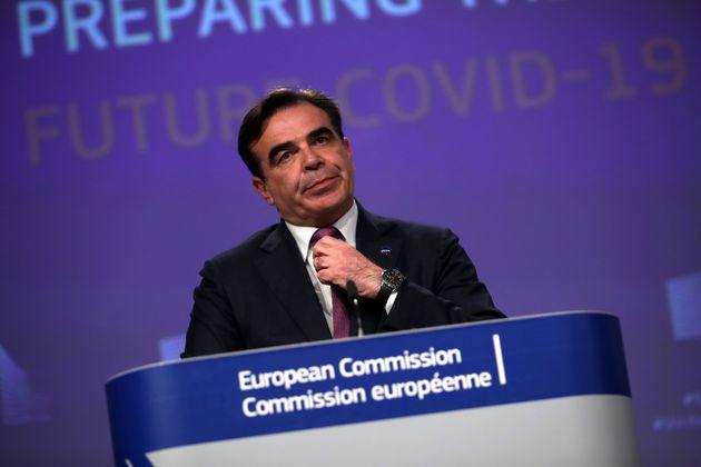 ΕΕ: Βραχυπρόθεσμα μέτρα για την αντιμετώπιση της νέας έξαρσης κορονοϊού ανακοίνωσε η