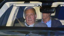 Zarzuela guarda silencio sobre don Juan Carlos tras los mensajes del
