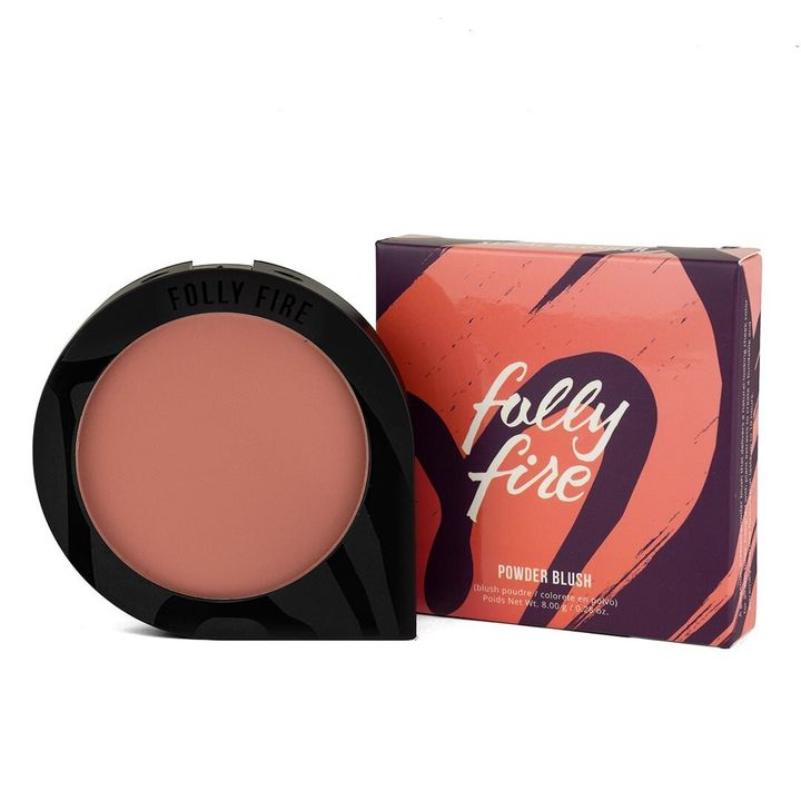 Folly Fire Powder Blush