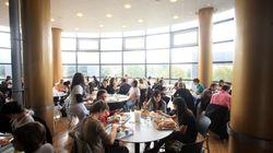 En resto U, les repas pour les étudiants boursiers plafonnés à 1