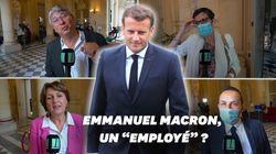 Emmanuel Macron un