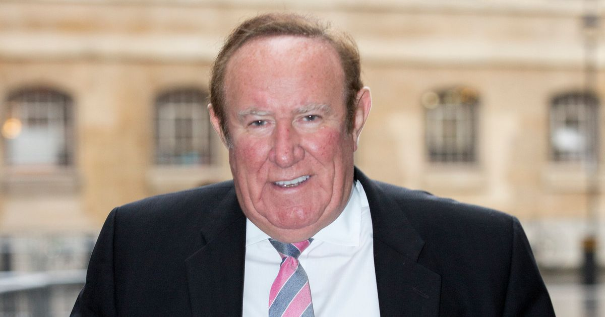 The Andrew Neil Show Has Been Axed By The BBC