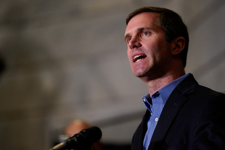 Kentucky Gov. Andy Beshear, a Democrat, has faced a spate of legal challenges to coronavirus-related restrictions from Republ