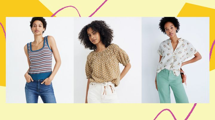 Madewell's sale items are an extra 40% off.
