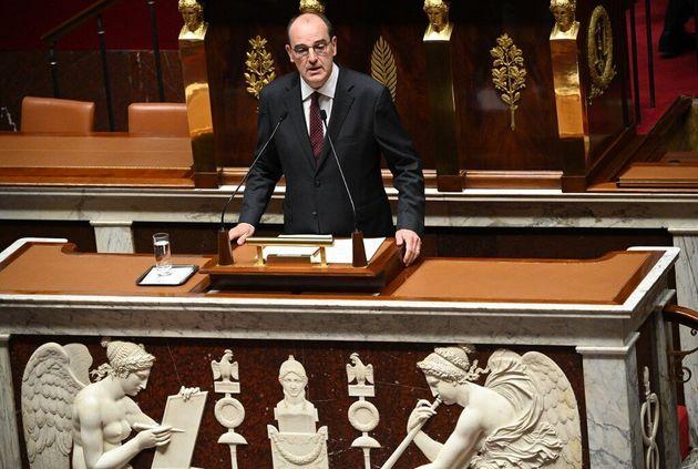Castex suit le cap de Macron: on accélère sans ne rien