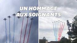 Ces avions survolant Paris un 15 juillet ont pris de court les