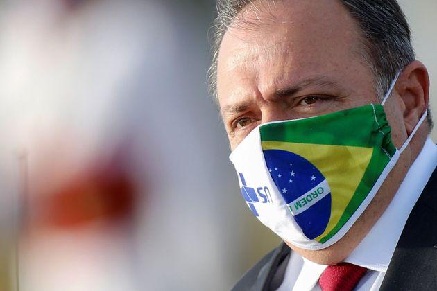 Eduardo Pazuelloassumiu o Ministério da Saúde com a saída de Nelson Teich,...
