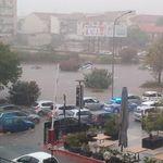 Bomba d'acqua su Palermo, due vittime. Erano in auto in un